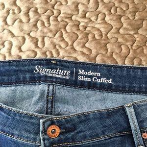 NWOT Levi's Strauss Slim Stretch Jean.Signature